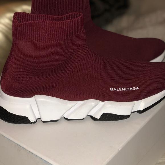 Balenciaga Sock Trainers Womens